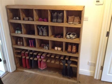 pigeon shoe storage rustic pigeon shoe and boot storage unit home boot