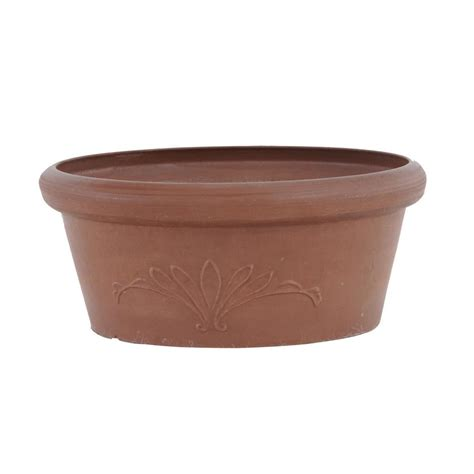 home depot clay pots white washed terra cotta planters pots planters