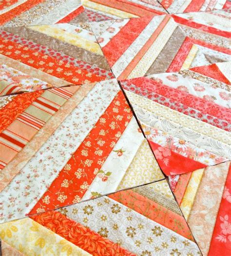 Quilt As You Go Patterns by Pattern Four Square With Flair Quilt As You Go Add This