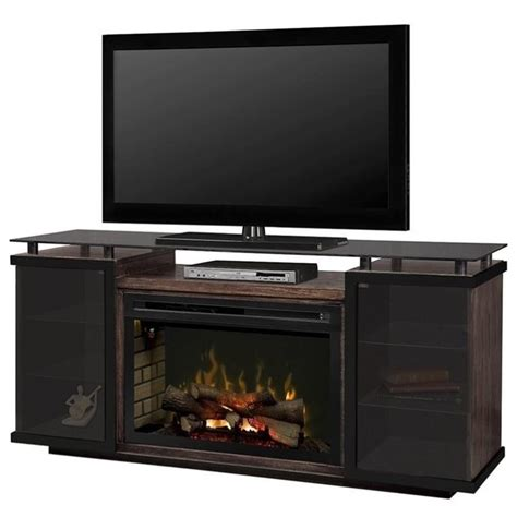 Above Fireplace Tv Stand by Dimplex Aiden Electric Fireplace Tv Stand With Logset In
