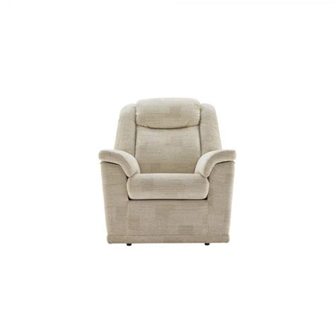 miltons upholstery g plan milton armchair in fabric at smiths the rink harrogate