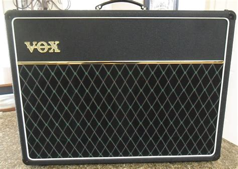 vox ac30 coast built 2 12 extension speaker