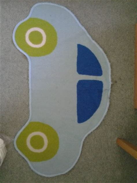 car shaped rug car shaped rug childrens ikea for sale in stillorgan dublin from chemteach