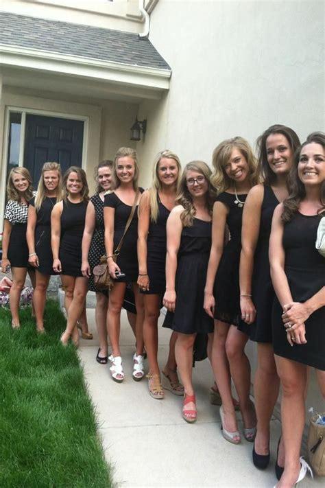 Bachelorette Party Themes Little Black Dress | little black dress bachelorette party bachelorette party