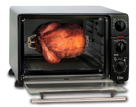Toaster Rotisserie Oven 23l Toaster Oven Broiler With Rotisserie Ero 2008n