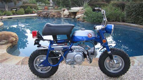 Mini Z Motorrad by 1969 Honda Z50a K1 23 Marbles Motors