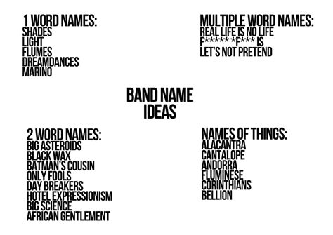 name ideas band names ideas search engine at search