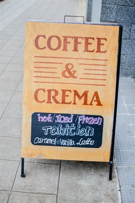 Town Coffee around town coffee and crema lola a style