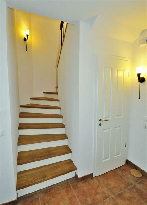 treppe handlauf holz die besten 25 treppe ideen auf treppenaufgang