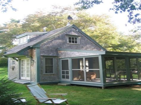 delightful small lake house plans with screened porch