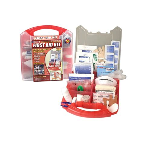 rapid care 234 detachable wall mount aid kit