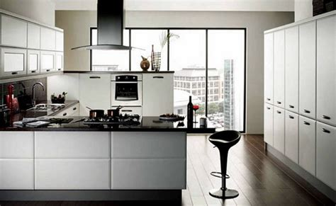 black and white kitchen cabinet designs 2014 252 n en g 252 zel mutfak dolab箟 modelleri burada