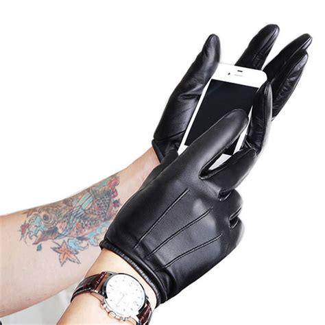 jual sarung tangan kulit asli fashion style on jakarta