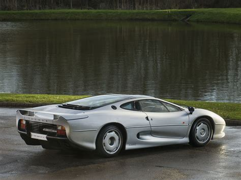 stunning silver jaguar xj   purchase   uk carscoops