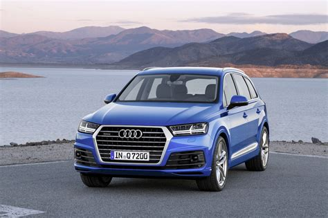 audi q7 2016 news fully redesigned 2016 audi q7 finally shows its