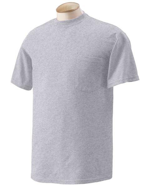 Gildan Paket gildan dryblend 5 6 oz 50 50 pocket t shirt