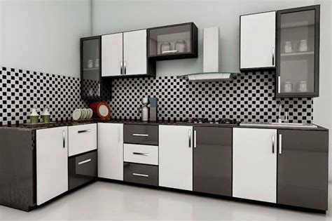 Kitchen Cabinet Finish by Modular Kitchens Kerala Inscape Modular Kitchens
