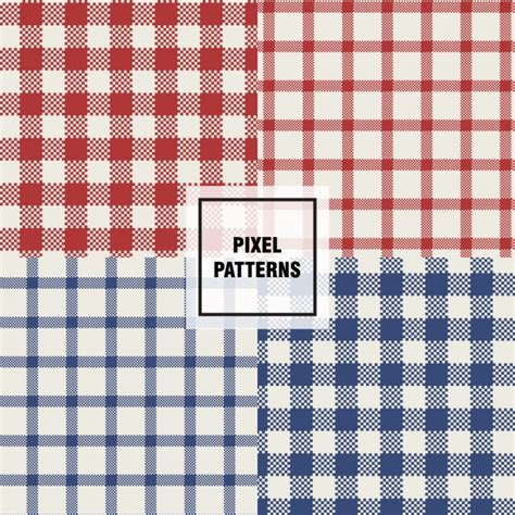 pixel pattern jpg pixel patterns collection vector free download