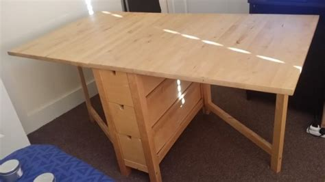 ikea norden table for sale ikea norden extendable table for sale in tallaght dublin