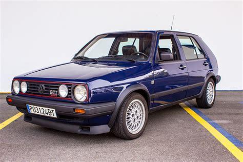 Mil Anuncios Com Volkswagen Golf Ii 1 8 Gti 16v