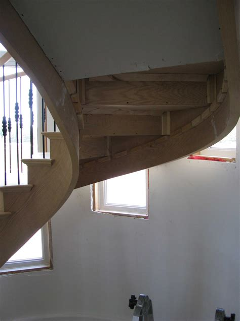 Cellar Ideas Curved Stairs Drywall Contractor Talk
