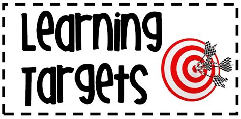 Free Printable Learning Targets | conclusion civil war battles webquest