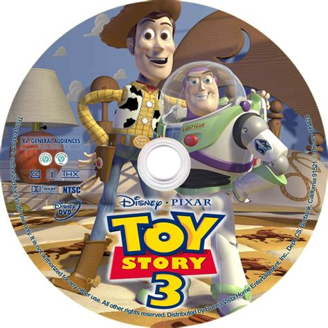 label story 3 story 3 dvd cover label