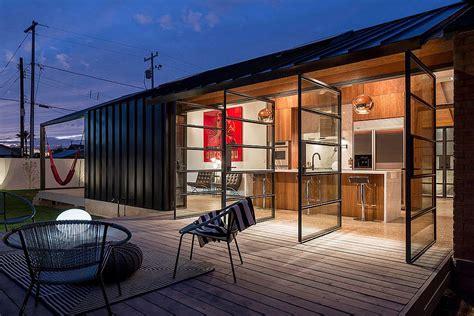 glass  metal addition transforms  bungalow  phoenix