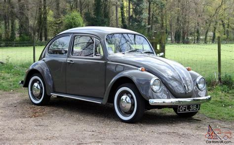 Vw Autos 1970 by 1970 Volkswagen Beetle Grey
