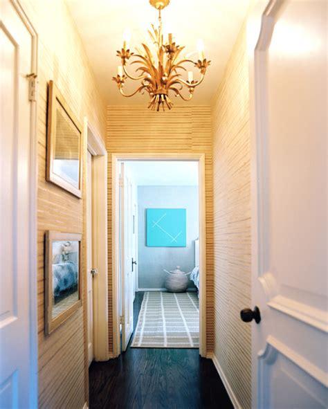gold wallpaper hallway hallway photos 153 of 444 lonny