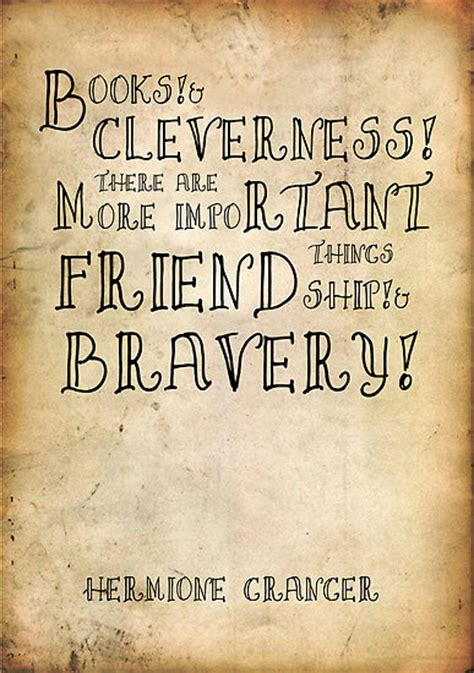 Hermoine Granger Quotes by Hermione Granger Quotes Quotesgram