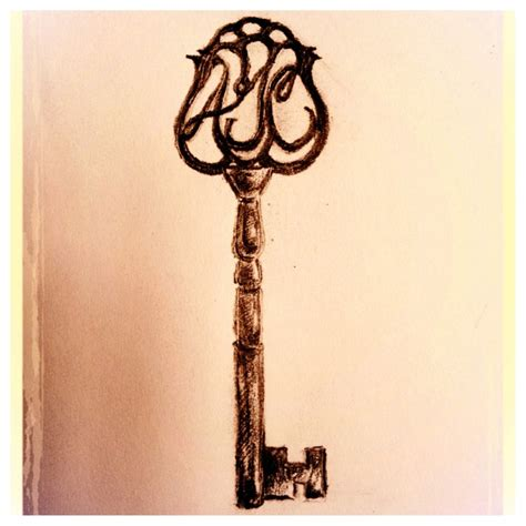 skeleton key tattoos designs 25 best ideas about skeleton key tattoos on