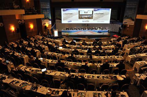 convention news center world karate federation