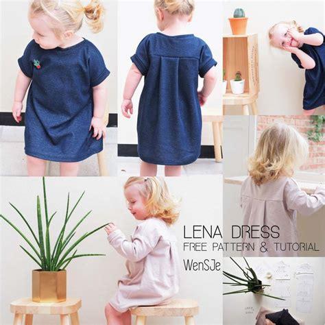 naaipatroon baby jurk 25 beste idee 235 n over naaipatronen baby op pinterest
