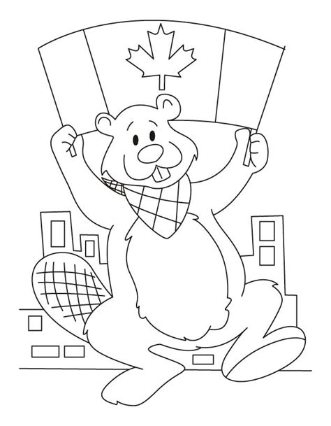 printable coloring pages canada day what color is the flag of canada coloring home