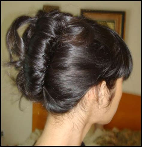 easy updo thin hair latest easy updos for thin hair hair fashion online