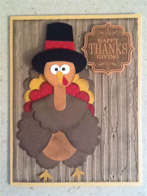 Kreativ Mit Steinen 4284 by Thanksgiving Turkey Punch Cards