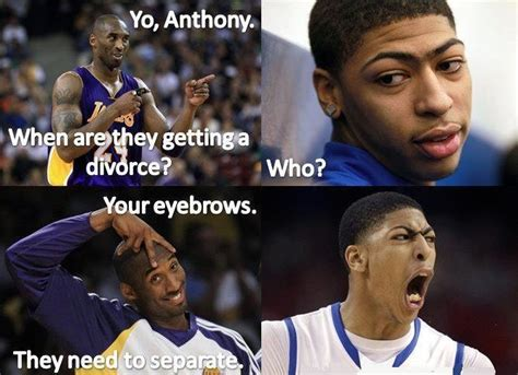 Anthony Davis Meme - 135 best images about ball hard on pinterest cars chris