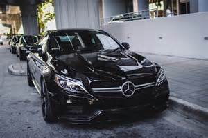black c63s coupe in miami mbworld org forums
