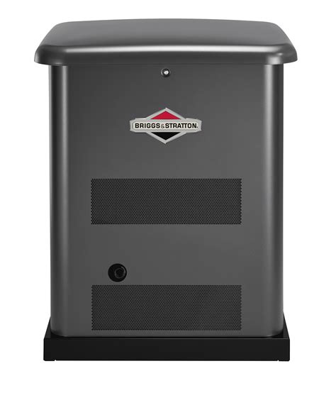home standby generators briggs stratton