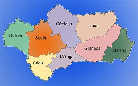 andalusia regional map 578 webcam andaluzia praias tempo ao vivo web c 226 maras