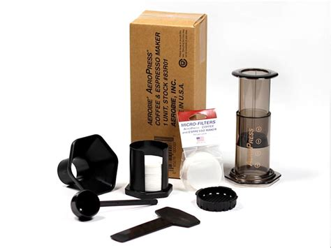 Aeropress Coffee aeropress coffee and espresso maker