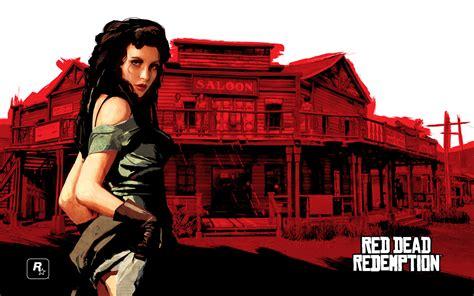 red dead redemption full hd papel de parede  planos de