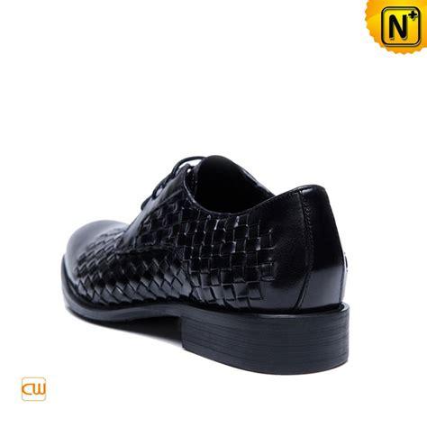 Handmade Italian Leather Shoes - mens handmade italian leather oxfords shoes black cw761326