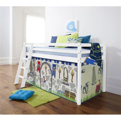 Pull Out Bunk Bed by Cabin Bed Midsleeper