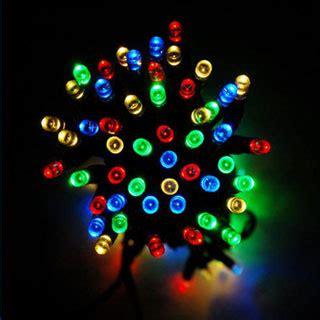 10m 80 Led Solar String Fairy Christmas Lights Canada 1 Solar String Lights Canada