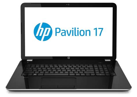 Hp Pavilion 17 by Review Hp Pavilion 17 E054sg Notebook Notebookcheck Net