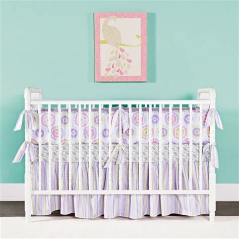 lavender crib bedding sets little house crib bedding set suzani lavender modern