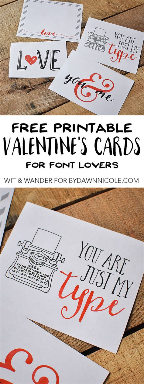 printable instagram font free printable font lovers valentines day cards our