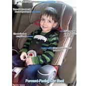 Forward Facing Car Seat  Carseats Pinterest